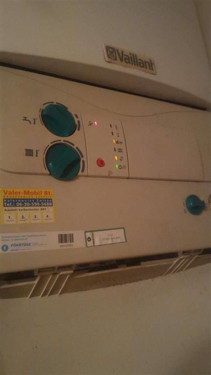 Problema individuazione rubinetto e spia di blocco forum - Scaldabagno vaillant non si accende ...