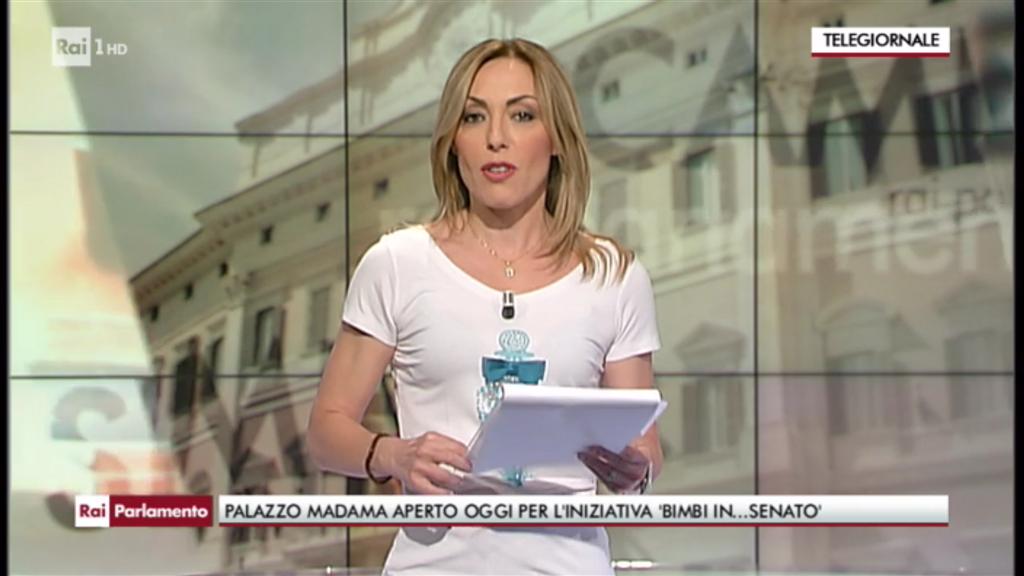Francesca de martino rai parlamento 2 for Parlamento rai