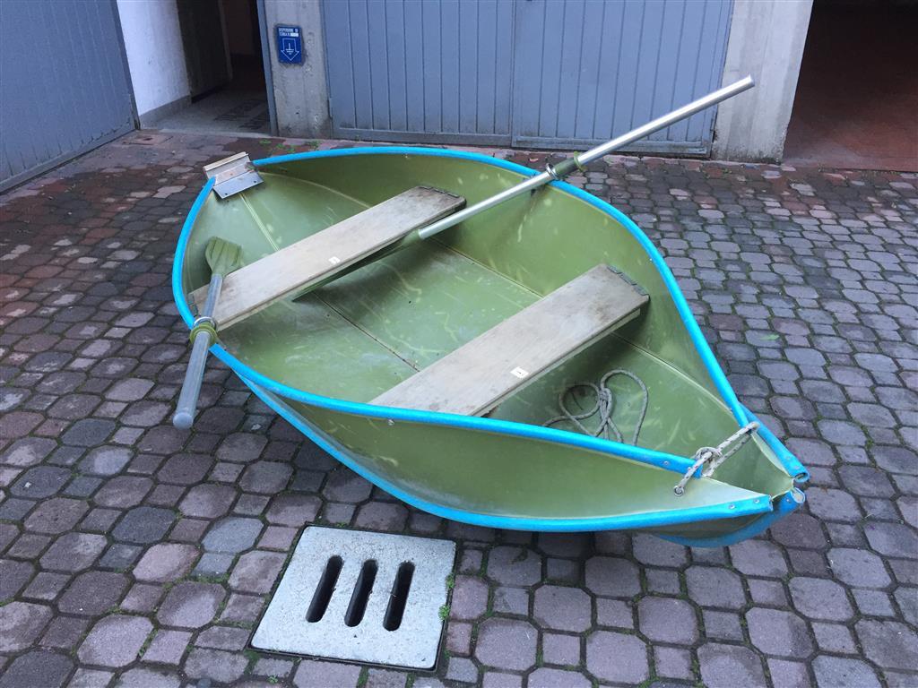 Barca pieghevole mariposa 2 60m carpmercatino - Barca porta bote ...