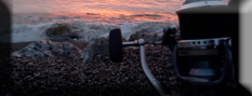 Surfcasting e PAF
